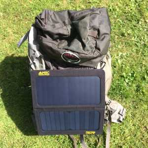 MSC 13W Folding Solar Panel Charger