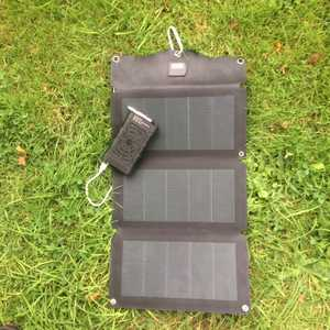MSC Aqua Trek & 10W Expedition Solar Charger