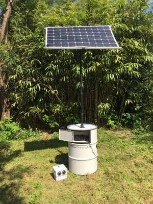 Solar Charging Can & Transcool Water evaporative cooler