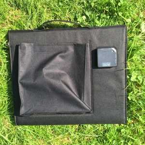 MSC 80W Solar Charger packed